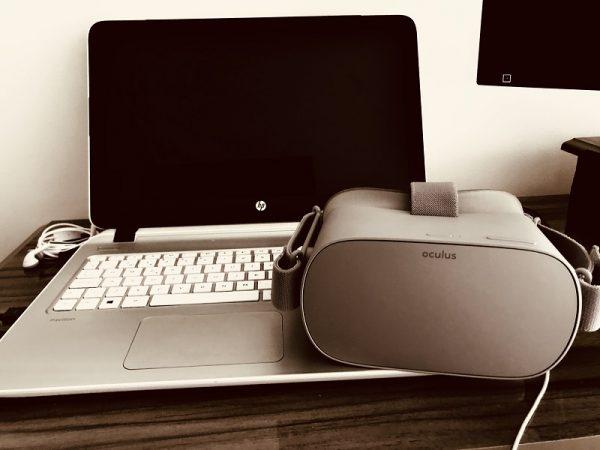 oculus go pc