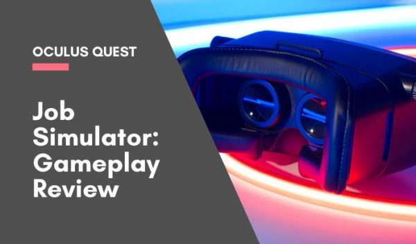 job simulator gameplay