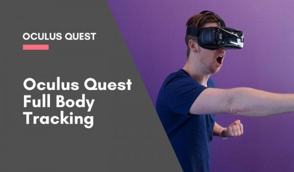 oculus quest full body tracking
