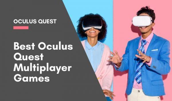 oculus quest multiplayer games